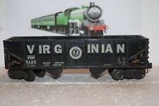 O Scale Trains WOOD KIT Virginian Hopper 6120