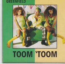 Greenfield-Toom Toom cd single