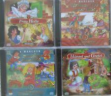 25 Märchen als HÖRBUCH auf 4 neuen CDs - 277 Min. Laufzeit - NEU (#81)