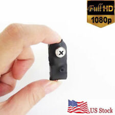1080P Full HD Smallest DIY Hidden Spy screw micro DVR camera video recorder DV
