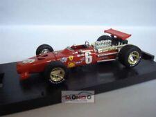 Ferrari 312 F1 Gp Francia Chris Amon 1969 Brumm R302 1:43 Modellino Auto Diecast