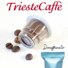 100 capsule cialde miscela di caffè deca compatibili Nespresso capsula gusto