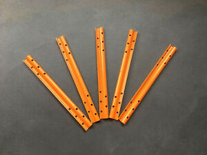 50 Stück I Lackrührstäbe aus Kunststoff  I spezielle S-Form I Abmessung 20 x 2cm