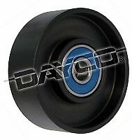 DAYCO IDLER TENSIONER PULLEY for NISSAN 350Z ELGRAND NAVARA D40 PATHFINDER D51