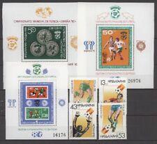 Fútbol-WM 1982, soccer-bulgaria - ** mnh