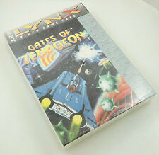 Atari Lynx - Gates of Zendocon - Brand New Factory Sealed Big Box CASE FRESH