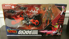 GI JOE Classified Series: BARONESS w/ COBRA COIL BIKE
