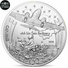 Pièces euro de la France Année 2018 10 Euro