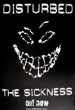 DISTURBED POSTER THE SICKNESS SCHWARZ