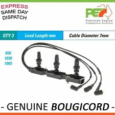 New * BOUGICORD * Ignition Leads Set For Peugeot 406 3.0L XFX / XFZ