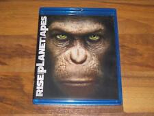Rise of the Planet of the Apes (Blu-ray, 2011, 1-Disc Set)