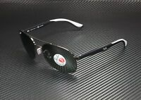 RAY BAN RB3593 002 9A Black Polarized Green 58 mm Men's Sunglasses