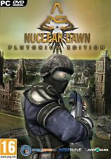 Nuclear Dawn-plutonio Edition (pc Dvd) Nuevo Sellado
