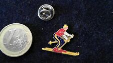 Skifahren Ski Langlauf Pin Badge