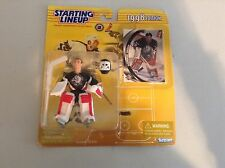 Dominik Hasek Starting Lineup 1998 Edition NHLPA Hockey Figure/Card