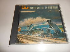 Cd   Blur  ‎– Modern Life Is Rubbish