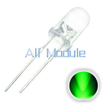 5mm Round Red/Green/Blue/Yellow/White/Purple Water Clear LED Diodes Light Kit NE