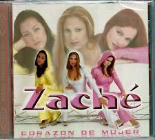 Zache Corazon de Mujer   BRAND  NEW SEALED  CD