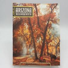 Vintage Arizona Highways Magazine October 1957