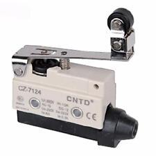 Micro Interruttore Serie CZ Plastica 1NO+NC 10A 250V IP40   CNTD-CZ-7124