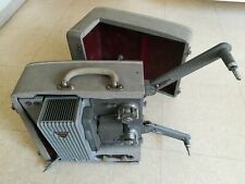 Projecteur ERCSAM MALEX Club AR 100 film 8mm - 16 mm + notice dans mallette