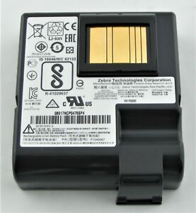 Original Zebra Battery for Zebra QLN420, 4900mAh, P1040687, P1050667-016