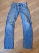 Da Uomo HUGO BOSS SCOUT effetto anticato stile Jeans-Taglia 30/34 buone condizioni