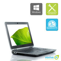 Custom Build Dell Latitude E6330 Laptop  i7 Dual-Core Min 2.90GHz B v.WAA