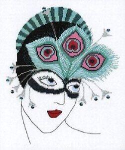 Classic Embroidery Cynthia Cross Stitch Kit