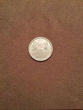 Germany 2 Deutsche Mark 1951J