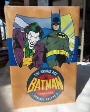 The Brave & The Bold Bronze Age Omnibus Vol 2 Batman Hardcover New Sealed
