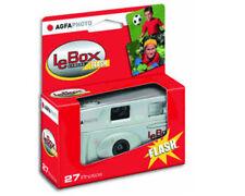 AgfaPhoto LeBox 400 27 flash Einwegkamera...10 Kameras..MHD 2020