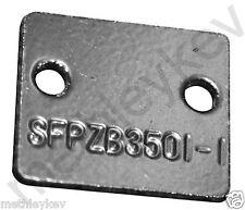 TECHNICS SFPZB3501 3 GRAM HEADSHELL / SHELL WEIGHT / SPACER 3g GENUINE NEW UK