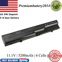 Battery for HP ProBook 4525s 4520s 4425s 4421s 4420s 4320s 5200mah 6 Cell laptop