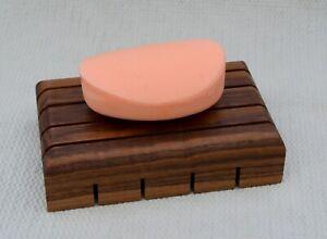 Natural Wood Soap Holder- Bath Shower Tray- Soap Tray- Handmade