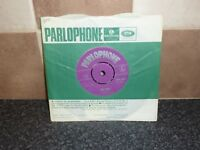 THE SILHOUETTES I AM LONELY/GET A JOB PARLOPHONE 45-R4407 VG+ FOR AGE