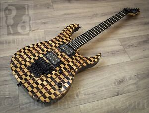 CORT X300 LE 'MOSAIC' — LIMITED EDITION — SUPERSTRAT  —  FREE UK SHIPPING