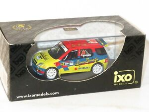 1/43 Suzuki Ignis S1600  ADAC Rally Germany 2006   #44 M.Kosciuszko / J.Baran