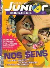 SCIENCE & VIE JUNIOR n° HS année 2005-planètoscope-histoire-futurisme-doc-ciné