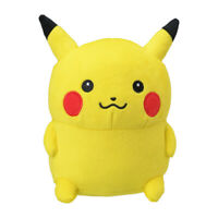 Pokemon Center Original Plush Doll 24 Hours pokemon CHU Pikachu JAPAN IMPORT
