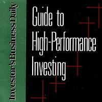 Guide to High-Performance Investing (Investor's Business Daily)