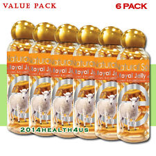 [6-PACK] Bill Natural Sources Lamb Placenta Facial Moisturizer with Royal Jelly