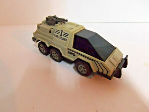 Vintage STAR EXPLORER 1 Friction Powered 6WD SPACE VEHICLE Lunar Rover No 108