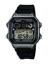 Casio Digital Watch AE-1300WH-8AVEF RRP £40.00 Our Price £ 24.95