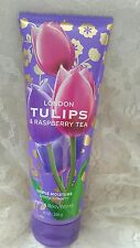 Bath and Body Works Body Cream~London Tulips and Raspberry Tea