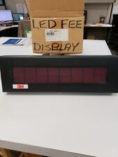 Federal Apd, Fapd, 3M Fee Display 93-10391, Parking Control Equipment