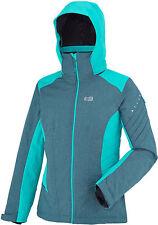 MILLET LD Hudson Bay Mountain Jacket Women Ski jacket Blue 14-16 Large