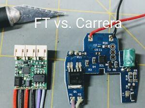 Carrera Digital Slot Car the NEW decoding chip  FT-Slottechnik!! NEW  micro 2022