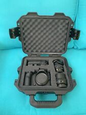 Samsung Nx1 Camera With Pelican Case And Other Accessories