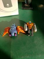McDONALD'S 1997 HAPPY MEAL TOY HASBRO TRANSFORMERS BEAST WARS SET OF 2